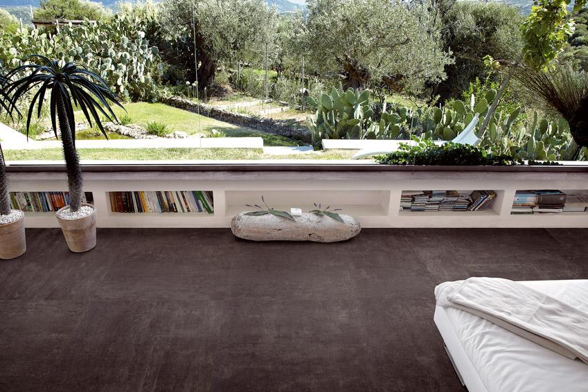 Carrelage de terrasse et terrasse exterieure en carrelage for Carrelage terrasse exterieur porcelanosa