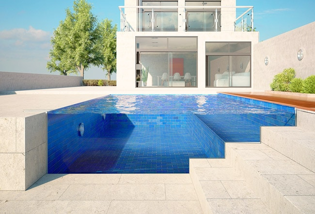 Carrelage Design disposition carrelage : REVETEMENT CARRELAGE DE PISCINE EXTERIEURE ET INTERIEURE ...