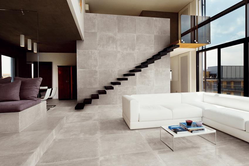 escalier terrasse et balcon exterieur en carrelage. Black Bedroom Furniture Sets. Home Design Ideas