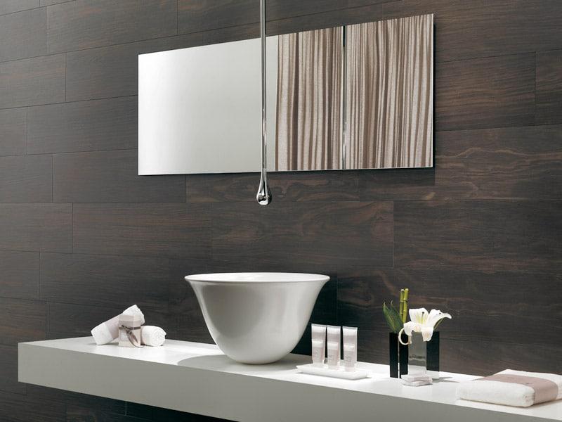 Robinet design luxe haut de game de salle de bain for Meuble salle de bain pierre naturelle