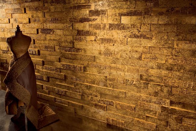 Pierre naturelle haut de gamme pour mur interieur - Salle de bain avec mur en pierre ...