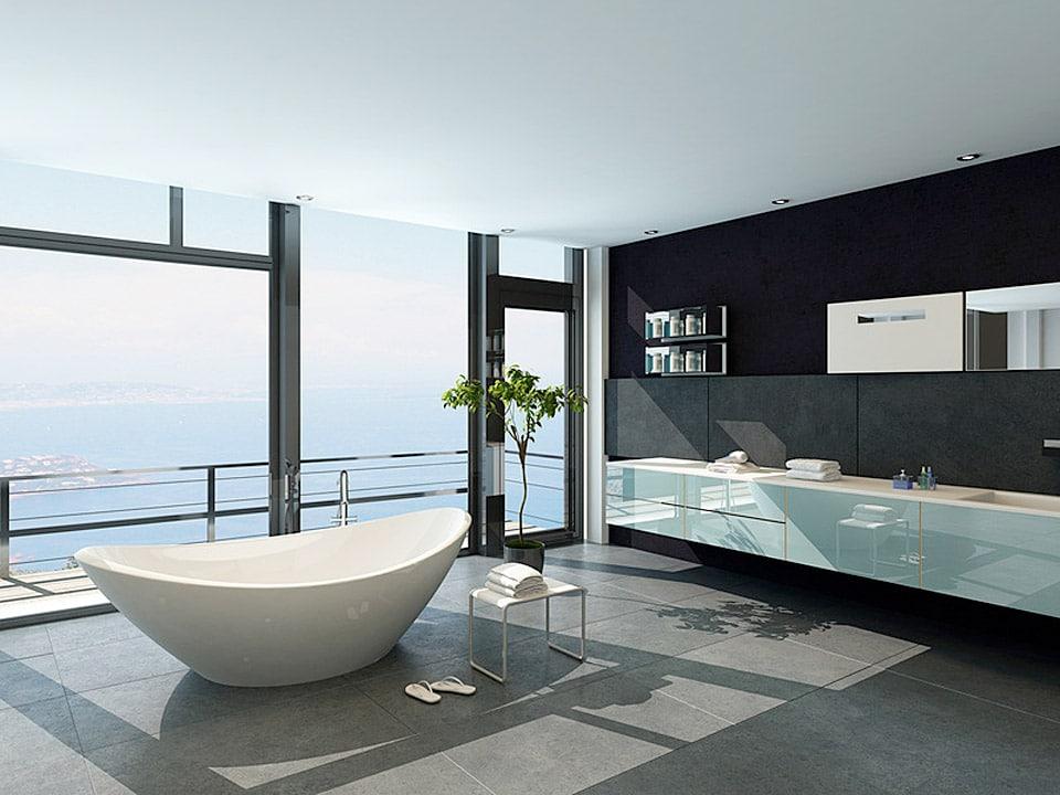 carrelage de salle de bain design carrelage interieur. Black Bedroom Furniture Sets. Home Design Ideas
